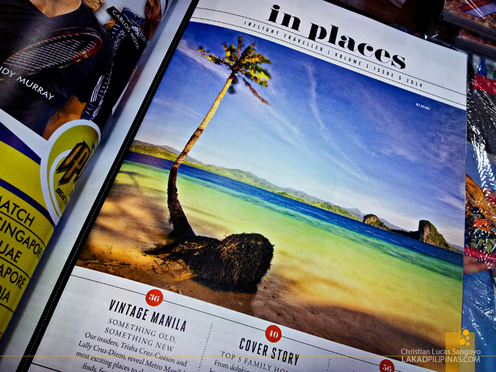 Inflight Traveller Magazine December Issue