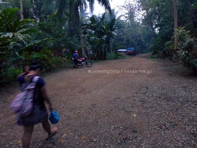 Mimbalot Falls in Iligan City, Philippines