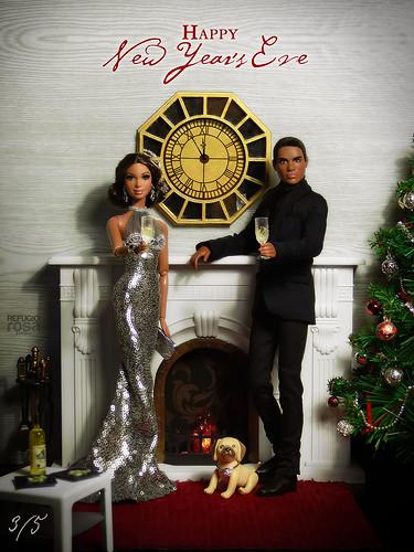Feliz Nochevieja / New Year's Eve