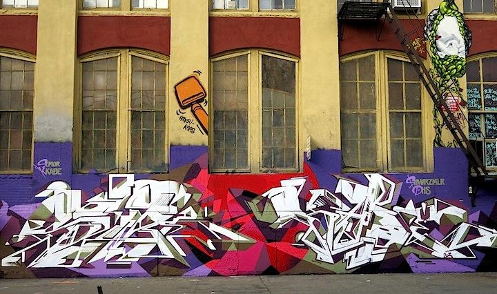 Semor-and-Kade-at-5Pointz-