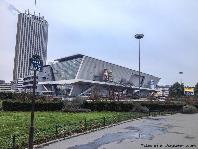 PARIS - Palais des congrès de Paris
