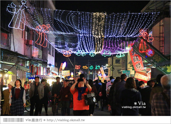 【萬金教堂】屏東萬金教堂聖誕季~3D光雕秀+耶誕地景藝術/全台最濃耶味小鎮!67