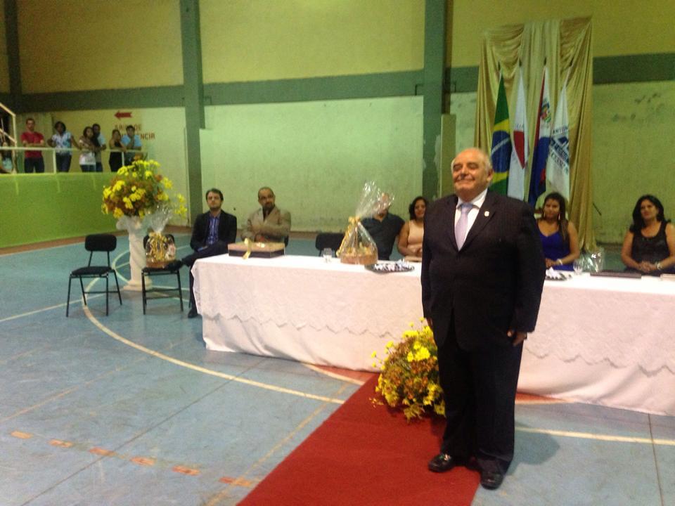 solenidade de colação de grau da EE. Antônio Carlos em Bom Sucesso3
