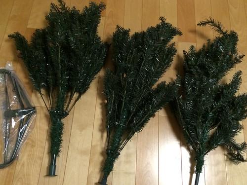 Christmas tree parts2