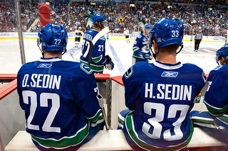 Sedin Twins, Stanley Cup Finals 2011, Vancouver Canucks