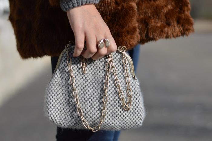 pellicciotto Zara, borsa handmade, saldi, benetton, fashion blog,  (10)