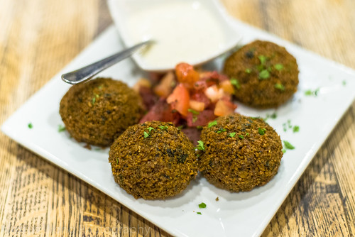 Bistro Lazeez - Falafel
