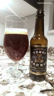 Day 22: Central City Thor's Hammer - Bourbon Barrel Aged