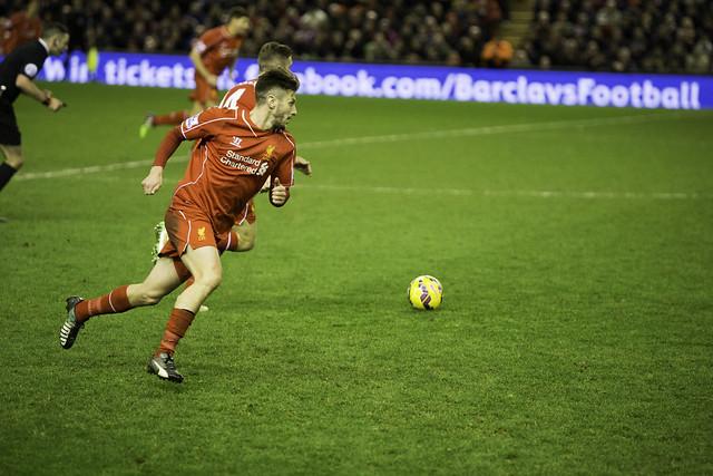 Liverpool FC Vs Arsenal Dec 21st 2014 (2-2)-210012