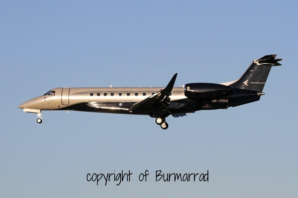 OK-OWN - E35L - ABA Air