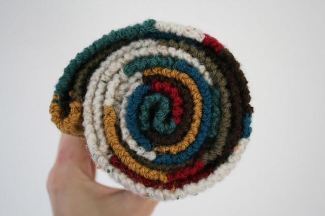 scarf roll