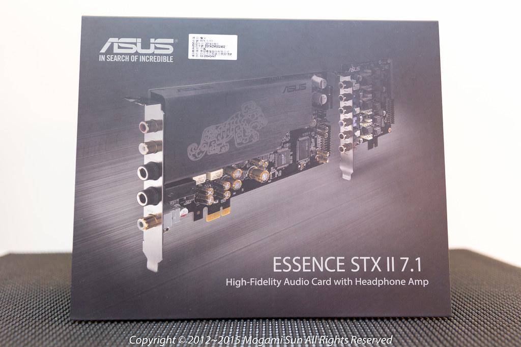 Asus Essence STX II-1