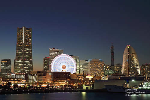 city travel sunset urban japan night canon asia december yokohama 2014 bestcapturesaoi eos5dmarkiii elitegalleryaoi flickrtravelaward ef2470mmf28liiusm december2014