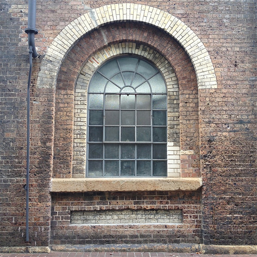 Eveleigh window
