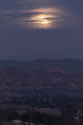 california moon unitedstates luna fullmoon ramona