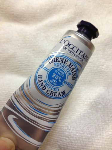 ロクシタンの新製品「ホイップシア」
