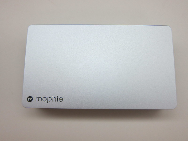 Mophie Powerstation Plus (5,000mAh) - Front