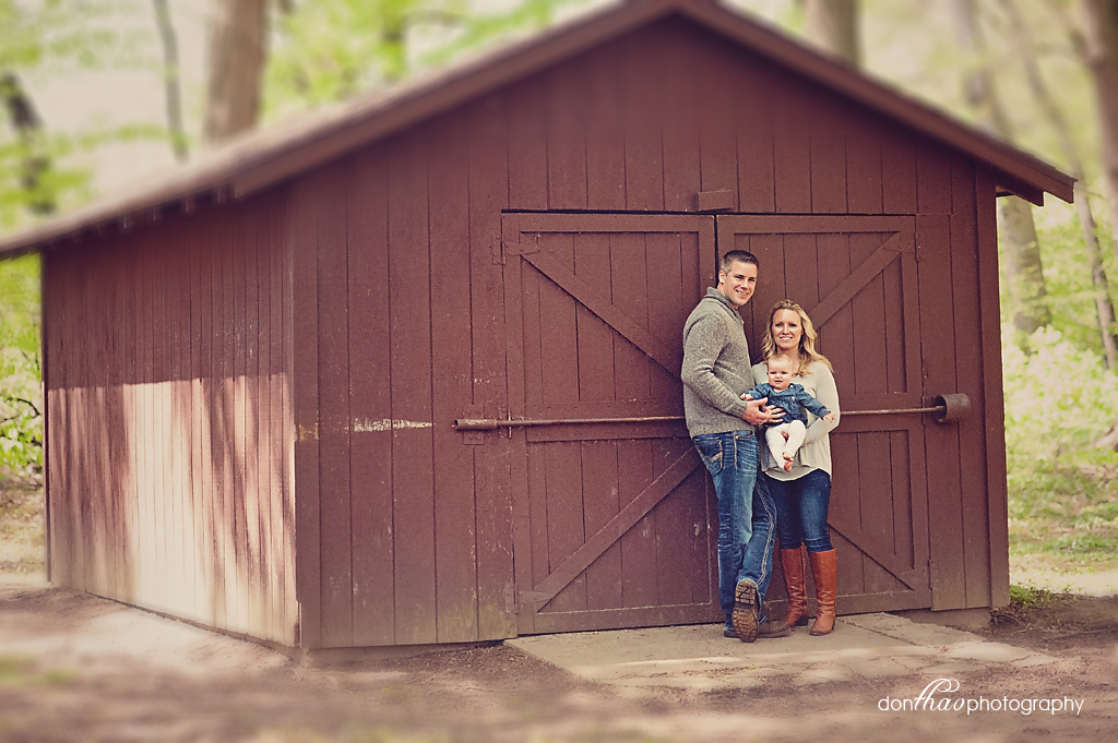 Hudsonville, Michigan family & baby photographer