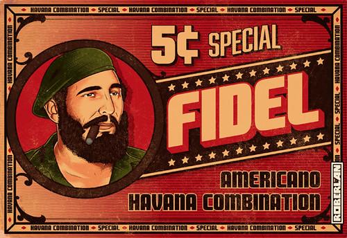 Fidel Americano