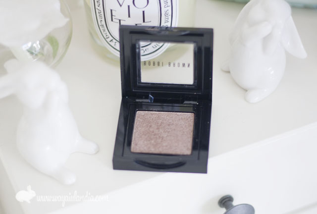 Cement Bobbi Brown Sparkle eyeshadow