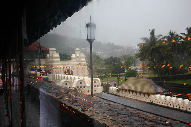 Temple of the Relic Tooth, Kandy
