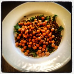 Another #food experiment ☺ Chick Peas...