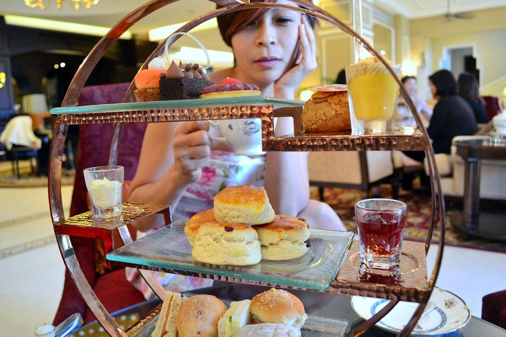 Tea at Majestic Hotel KL - FB ad