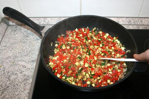 30 - Gewürze anbraten / Braise seasoning