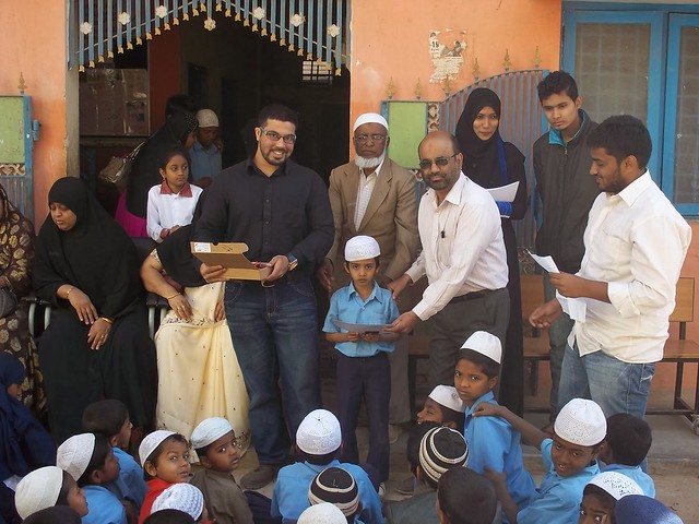 Empowerment through value education: Touching lives of underprivileged students