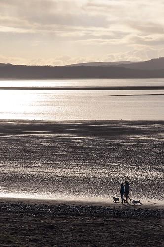 uk light sea wales landscape bay carmarthenshire estuary walescoastpath