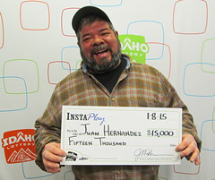 Juan Hernandez - $15,000 Instaplay Gone Fishin'