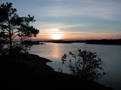 sunset finland rauma dateisincorrectwillbeupdated