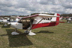 G-CDWB Sky Ranger Popham