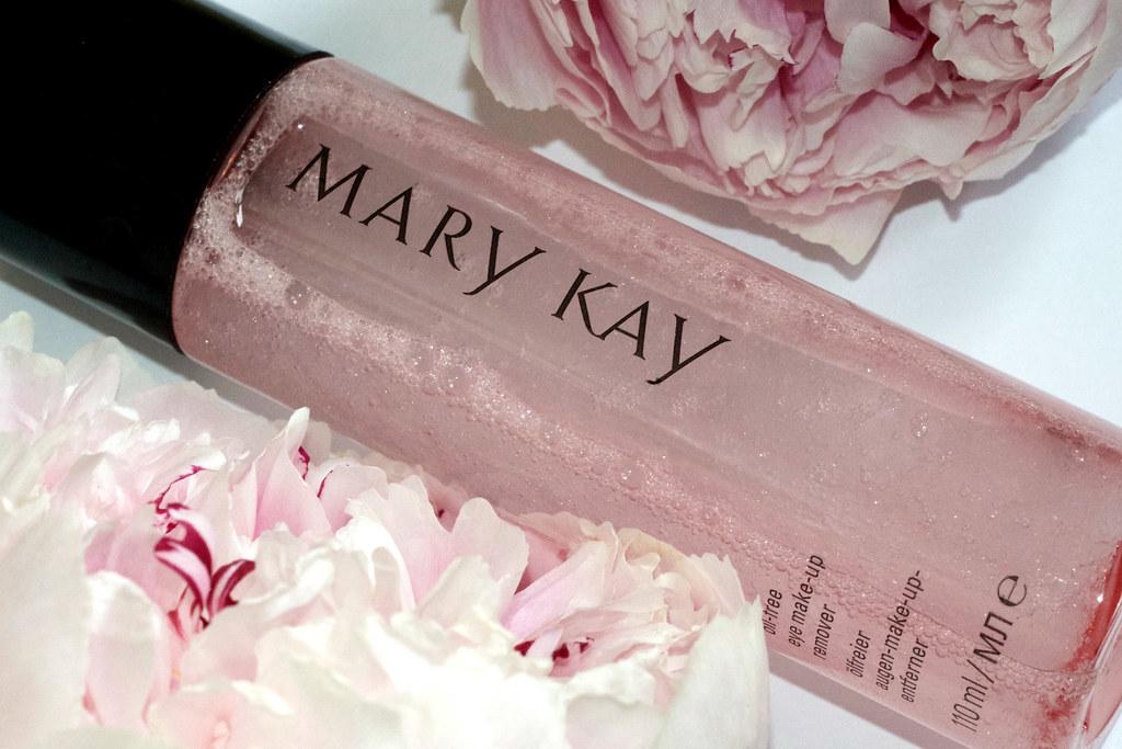 Обезжиренное средство для снятия макияжа с глаз mary kay отзыв