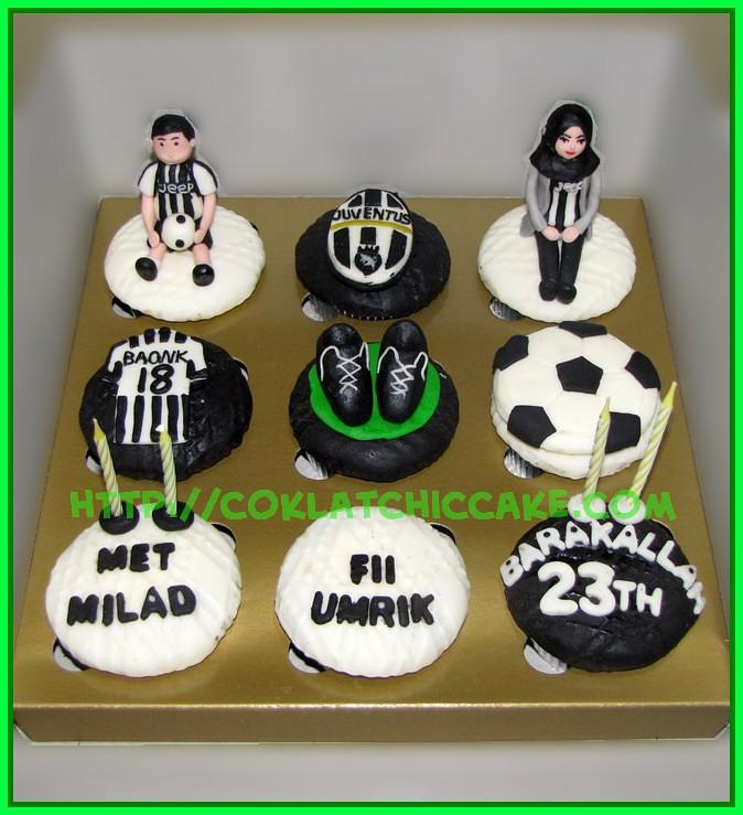 Cupcake Juventus
