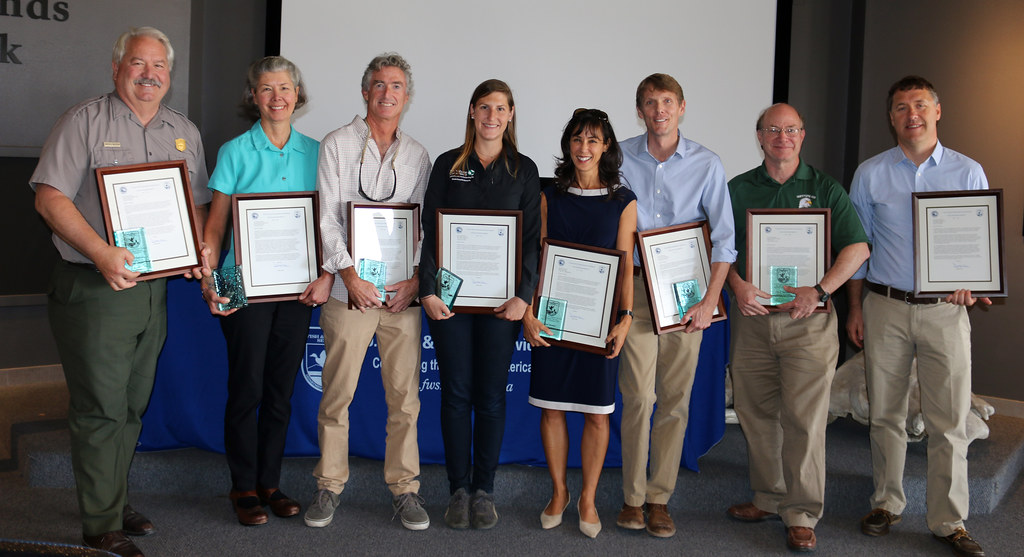 Scientists Honored for Role in Recovery of Island Fox on Northern Channel Islands