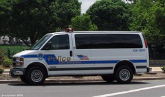 US Capitol Police - Chevrolet Express (1)