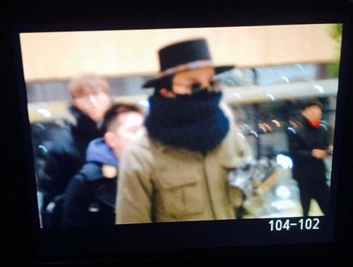 Big Bang - Gimpo Airport - 27feb2015 - G-Dragon - pippi_G - 03