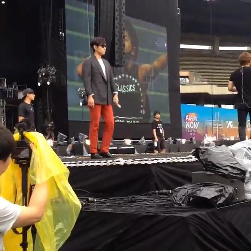 YGFamilyCon-soundcheck-20140814 (84)