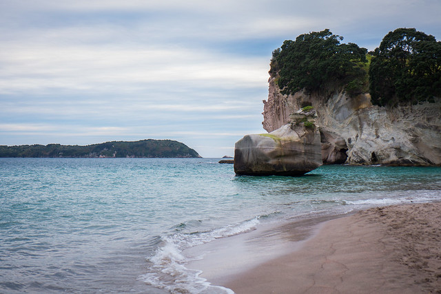 Cathedral Cove Coromandel-6