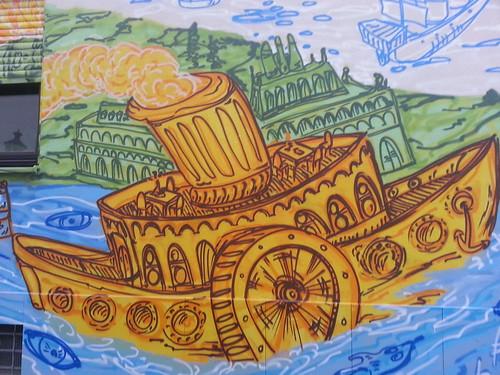 Eine Reise mit dem Dampfschiff zum Königreich  am See im Süden einen Besuch abzustatten aber mein ganzes Leben reicht sicher nicht aus, um die Briten wirklich zu verstehen 173319