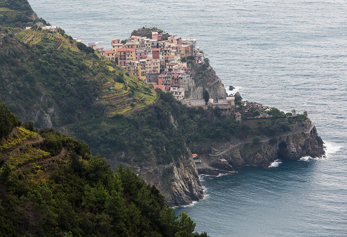 Cinque Terre coastal path