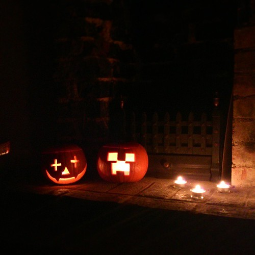 Hallowe'en Hearth