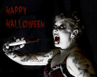 Beware the vampires!