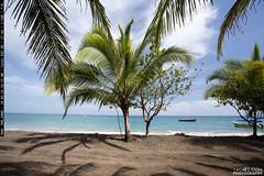 Beach at Puerto Viejo, Caribbean Costa Rica