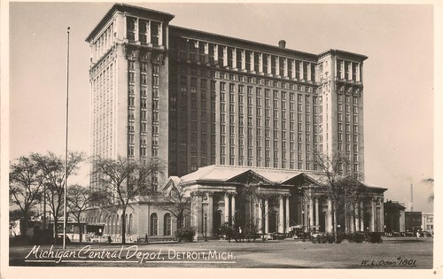 Detroit - Michigan Central (1)