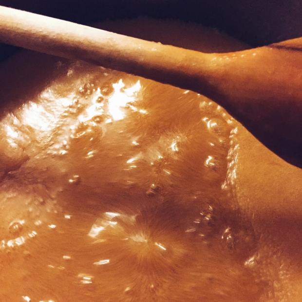 Making Caramels