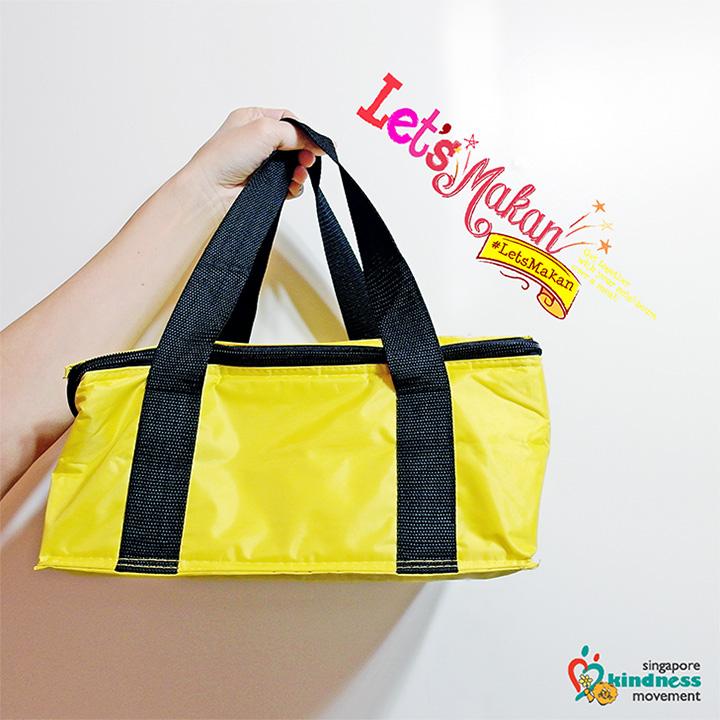 lets makan goodie bag