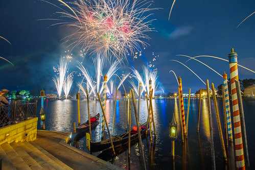 Fireworks over Italy [Explored 12/22/14 #49]