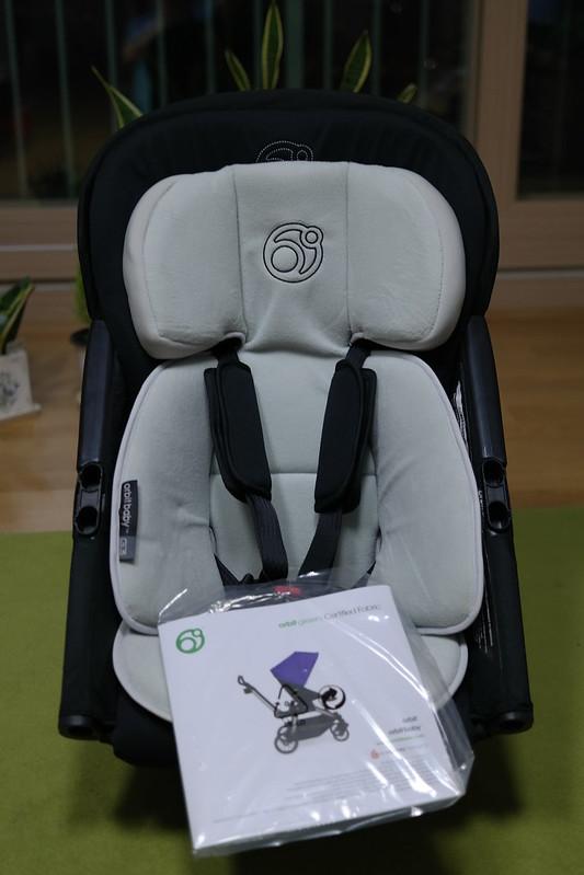 Orbit baby G3 嬰兒車開箱